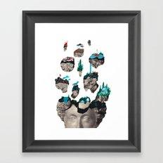 Meditations Framed Art Print