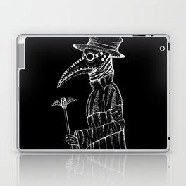 Plague Doctor Laptop & iPad Skin