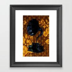 Dueling Phonographs IV Framed Art Print