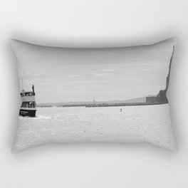 Miss Freedom Rectangular Pillow