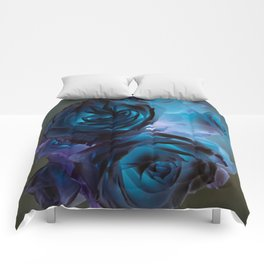 The Modern Rose Bunch Comforters