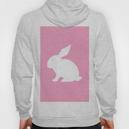 Bunny On the Pink Hoody