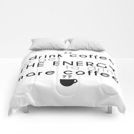 More Coffee Comforters