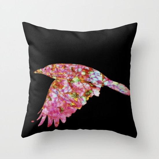 The rook #V Throw Pillow
