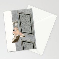 Pink Chucks Stationery Cards