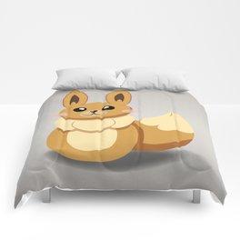 Evolution Bobbles - Eevee Comforters