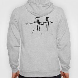 Cowboy Bebop - Spike Jet Knockout Black Hoody