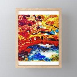 Transformation Framed Mini Art Print