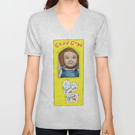 good guys Unisex V-Neck