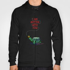 I Am Better With You [Elementary CBS] Hoody