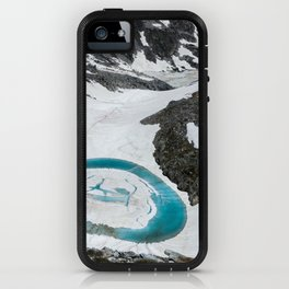 Lakes of Frémamorte iPhone Case