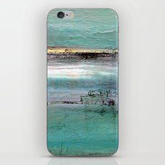 Baie de Somme iPhone & iPod Skin