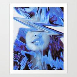 Ayz Art Print