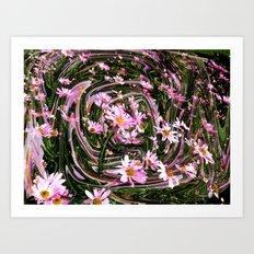 Sunspot Art Print
