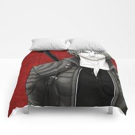 Devil Hunter Comforters