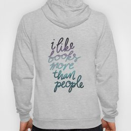 Books & People Hoody