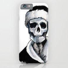 Blackest Ever Black Xmas iPhone 6s Slim Case