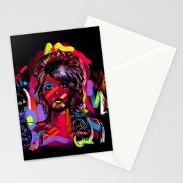 Duplicate your colors. Stationery Cards