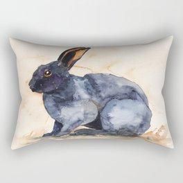 BUNNY#6 Rectangular Pillow