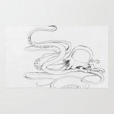 Jellyfish-man Rug