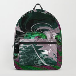 Grained Festiveness Fractal 3 Backpack
