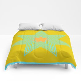 7 Points - Tropical Treasure Comforters