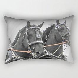 Heads Up Rectangular Pillow