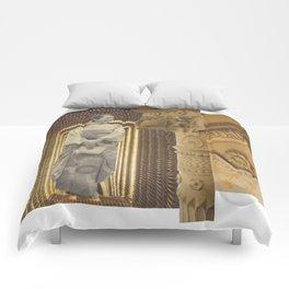 Two-stage column: vacuum Comforters