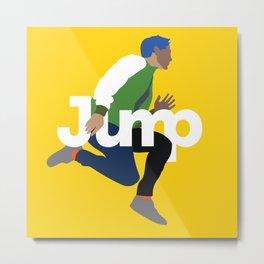 Jump 5 Metal Print