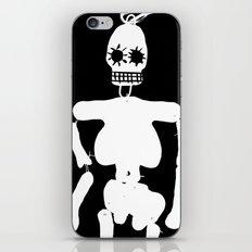 Mexican skull iPhone & iPod Skin