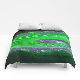Cultured Intuition 8 Comforters