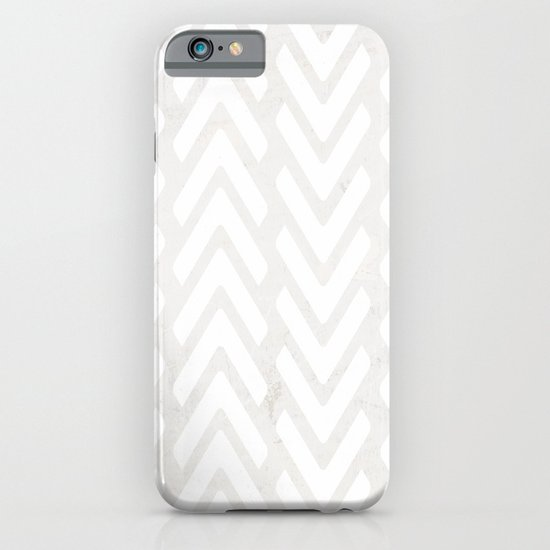 Chevron Tracks iPhone & iPod Case