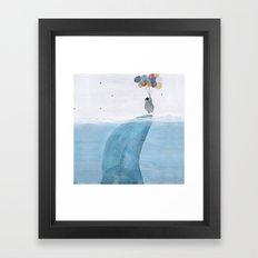uplifting Framed Art Print