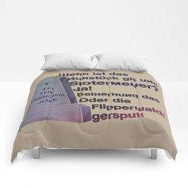 The Unknown Joke Comforters