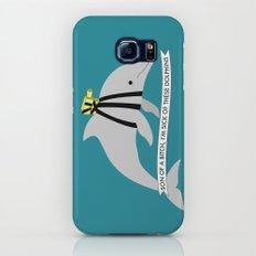 Zissou Dolphin Slim Case Galaxy S7