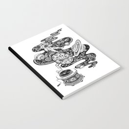 Cosmos Space Music Notebook