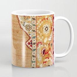 Transylvanian West Anatolian Niche Carpet Print Coffee Mug
