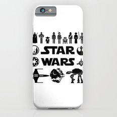 Star Characters Wars Slim Case iPhone 6s
