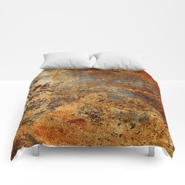 Beautiful Rust Comforters