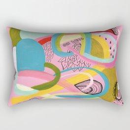 Oh well, Total Doom Rectangular Pillow