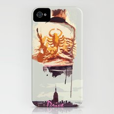 THROUGH THE NIGHT iPhone (4, 4s) Slim Case