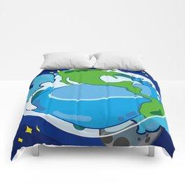 through my world Comforters