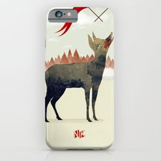 Wood Hyena Slim Case iPhone 6s