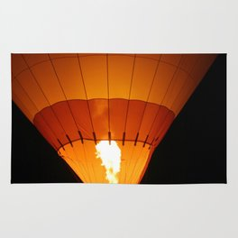 Hot Air Balloon Rug