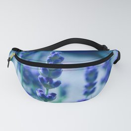 A Touch of blue - Lavender #1 Fanny Pack