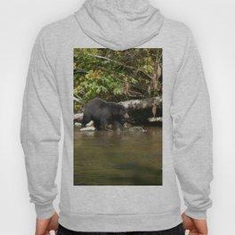 The Salmon Whisperer - A Hunting Black Bear Hoody