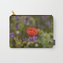 Red poppy's tale Carry-All Pouch