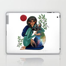 Dog Mom Laptop & iPad Skin