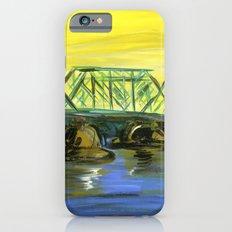 New Hope-Lambertville Bridge iPhone 6s Slim Case
