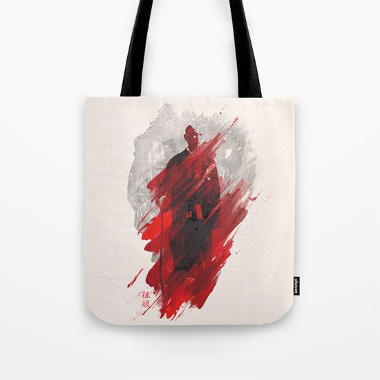The Great Master is back Tote Bag